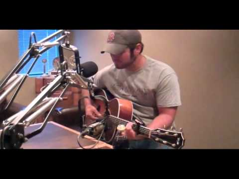 Chuck Wicks - In Studio Performance - Whole Damn Thing