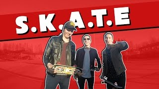 GAME OF S.K.A.T.E.
