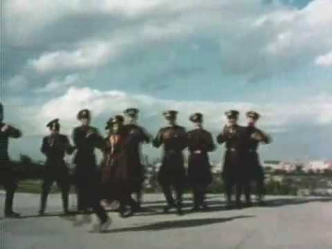 Видео: Red Army Dance - Ансамбль Песни и пляски Советской Армии