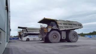 CAT 793D Big Caterpillar  V16 Diesel  upstart 2337 hp
