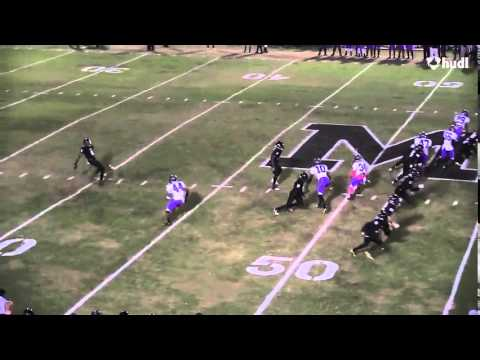 Austin Hickerson #18 McAdory High School c/o 2016