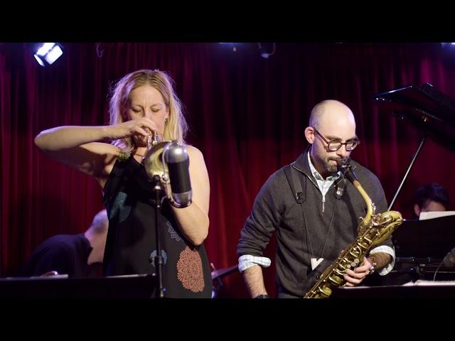 Allegrecia - Live at Cornelia St Cafe: Andrew Hadro w/ Ingrid Jensen