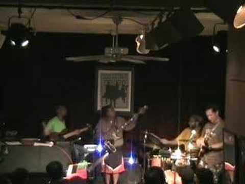 "David Gilmore Group, feat. Meshell Ndegeocello.  ""Douala""."
