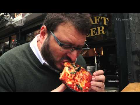 Pizza, New York's Finest - Hungry In... East Village