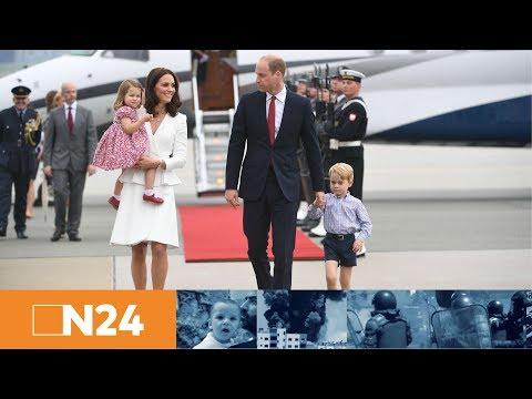 Berlin, Heidelberg und Hamburg: William, Kate und die Kids kommen nach Deutschland