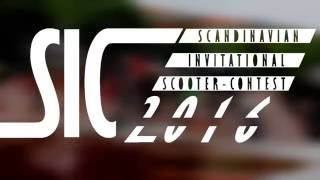 SIC 2016 | Scandinavian Invitational Scooter-Contest at Jordal