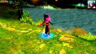 Heroes of Newerth - Sylvia (Without Effects)