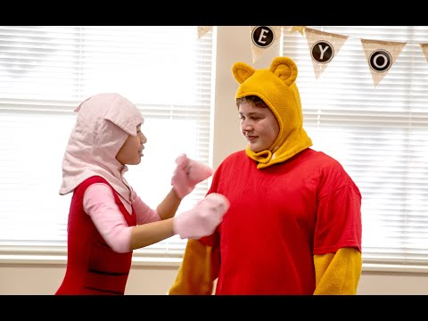 Clairbourn School Pooh Play - 2019