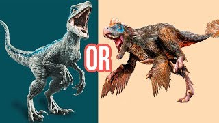 10 AMAZING FACTS ABOUT VELOCIRAPTOR