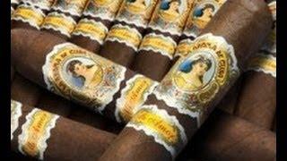 Cigar Review : La Aroma De Cuba (5x54)
