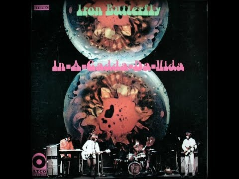 IRON BUTTERFLY -  Most Anything You Want