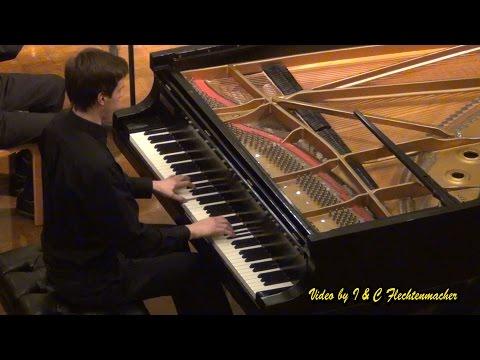 North Park University Michael Ronnett Chopin Concerto 2 Piano
