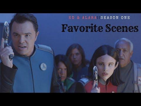 Ed & Alara || Season One [Favorite + Shippy Scenes]