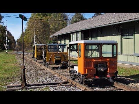 Speeder Excursion: MA&N Utica-Lyons Falls, NY Branch