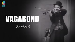 Charlie Chaplin in the Vagabond(1916)   Edna Purviance, Eric Campbell, Leo White, Llyod Bacon