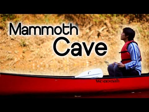 Mammoth Cave National Park | Bushcraft Backpacking and Canoe Camping on the Green River