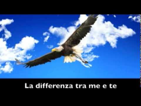 LA DIFFERENZA TRA ME E TE