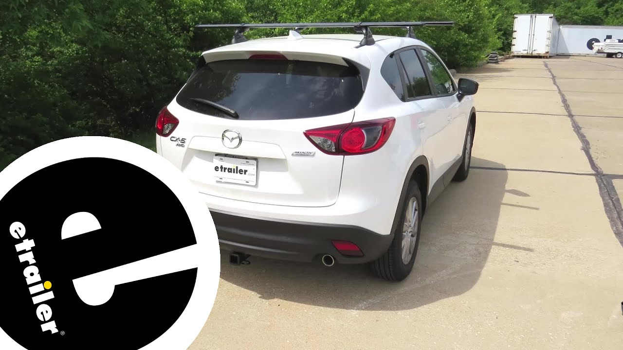 maxresdefault curt trailer hitch installation 2016 mazda cx 5 youtube