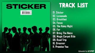 Download [Full Album] N C T 127 (엔시티 127) - STICKER