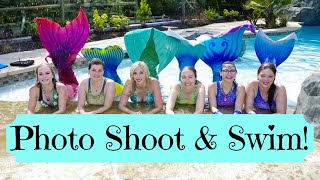 Underwater Photo Session