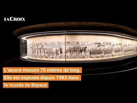 Histoire de la tapisserie de Bayeux