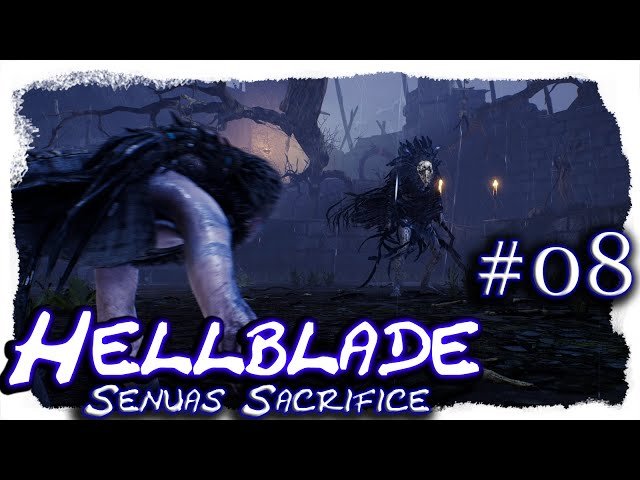 Hellblade - Senua's Sacrifice #08 🔷 Valravn 🔷 Let's Play, 4k, UHD, blind, deutsch, LP