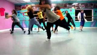 U4RIA HIP HOP DANCE- Willow Smith- Whip My Hair