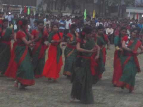 ICC world cup theme song display with ekti bangladesh