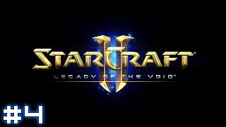 Starcraft II: Legacy of the Void #4 - Amon