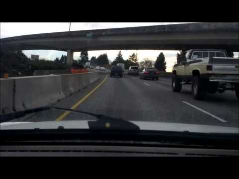 Bad drivers of Portland Oregon