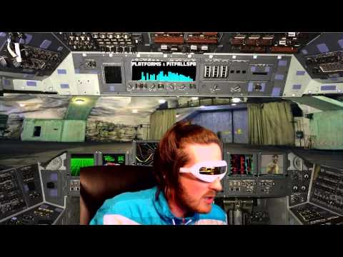 Futureman's First Live Transmission