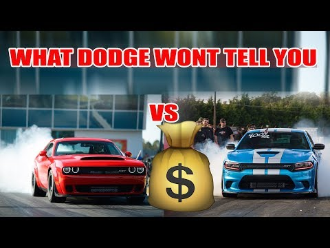 Cheaper and FASTER than a Dodge Demon?