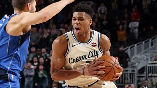All-Access: Bucks Battle Mavs | The Greek Freak Drops 48 Points | Restricted Area 12.16.19