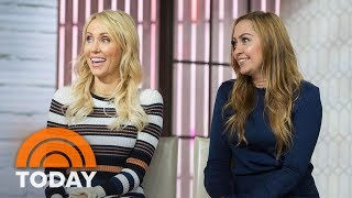 Tish And Brandi Cyrus Talk About Their New Design Show And Miley's Old Room | TODAY