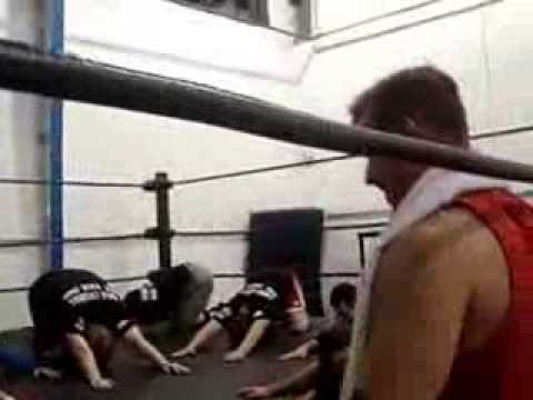 Torture Chamber Pro Wrestling Karaoke