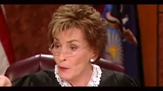 Judge Judy Lets Dog Loose In Court To Find Its REAL Owner