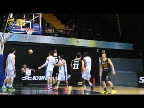 Silvio Santander post Bahía Basket (2-11-2013)