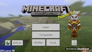 como liberar as texture e as skin do Minecraft PE