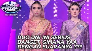 Gambar cover DUO UNI Ini Serius Banget, Gimana Ya Dengan Suaranya? -  Best of ICSYV