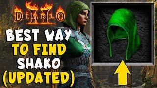 Best Way to Fİnd the Shako Updated for D2R / Diablo 2 Resurrected