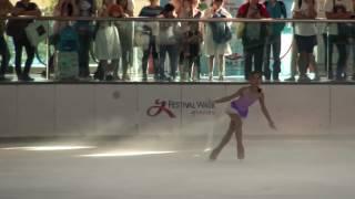 hiu yau hk asian junior figure skating challenge 2016 sp