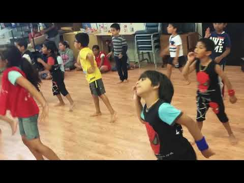 Oh Ho (Hindi Medium)- Complete - Kids Bollywood Dance lessons Chatsworth, Los Angeles