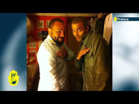 Tony Parker Nazi Salute: US NBA basketball star joins Nicolas Anelka in 'Quenelle' controversy