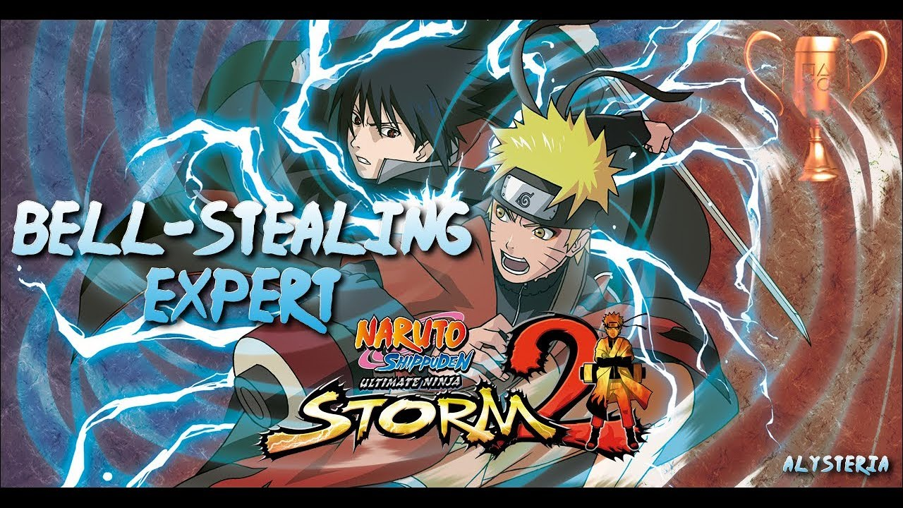 Naruto shippuden: ultimate ninja storm 2 all characters [ps3.