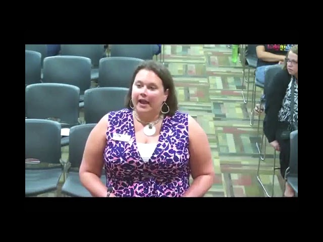 (JT) Educator Discusses Student Crisis Management - CPS Board of Education