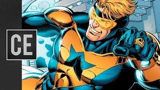 DC Comics: Booster Gold w/ComicDrake