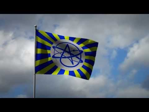 Atheist flag and anthem