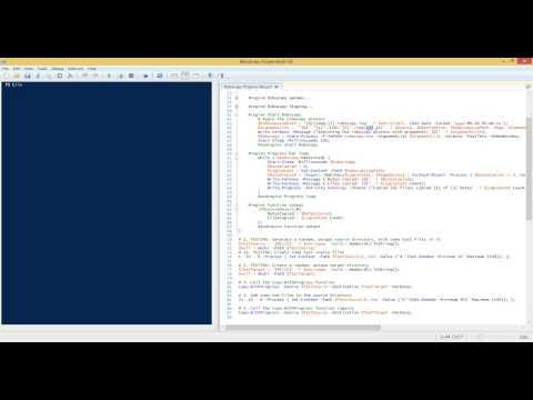 PowerShell: Robocopy with Custom Progress Bar