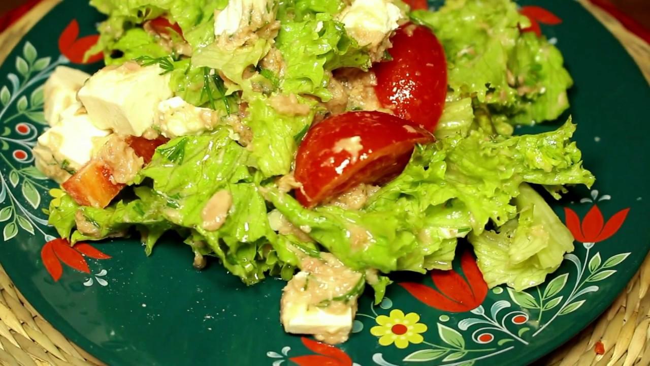 Правильное питание салаты u