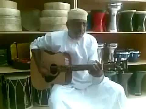 """Old Omani covered Bob Marley's classic """"Redemption Song"""" !!"""